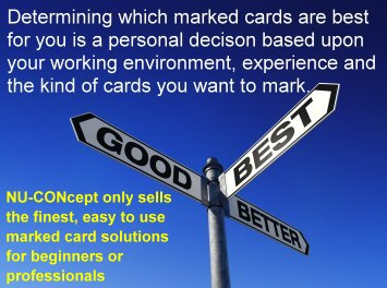 marked cards reviews